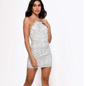 NWT Tobi Lace Strappy Modern Dress 💕